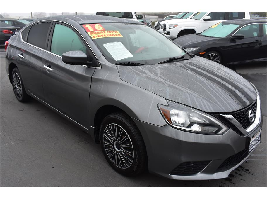 2016 Nissan Sentra from Atwater Auto World