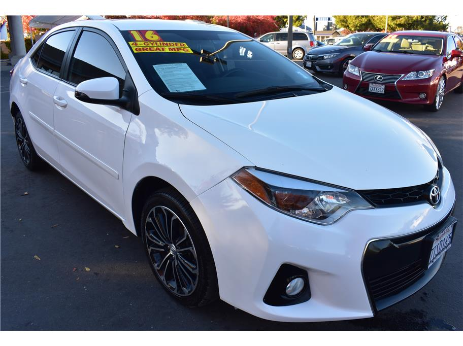 2016 Toyota Corolla from Atwater Auto World