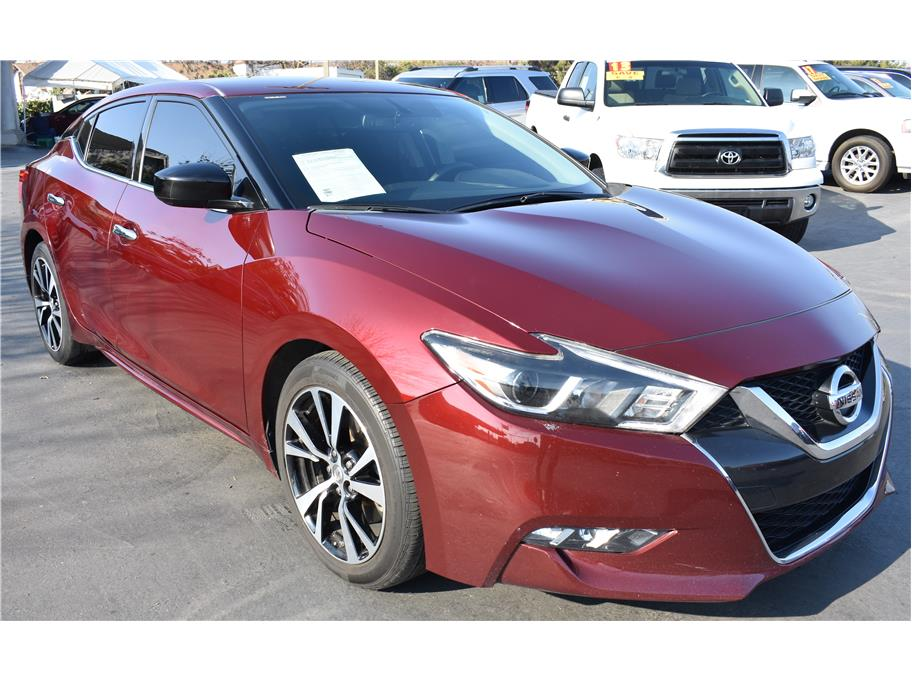 2018 Nissan Maxima from Atwater Auto World