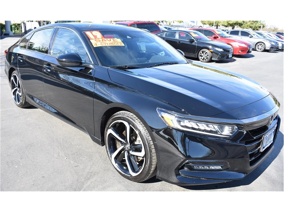 2019 Honda Accord from Atwater Auto World
