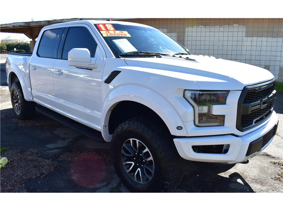 2018 Ford F150 SuperCrew Cab from Atwater Auto World