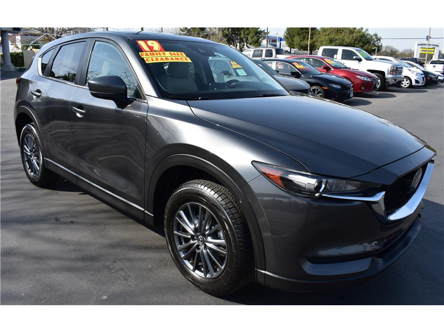 2019 Mazda CX-5 from Atwater Auto World