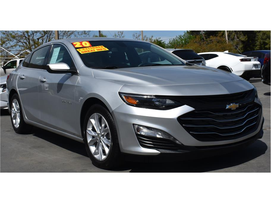 2020 Chevrolet Malibu from Atwater Auto World