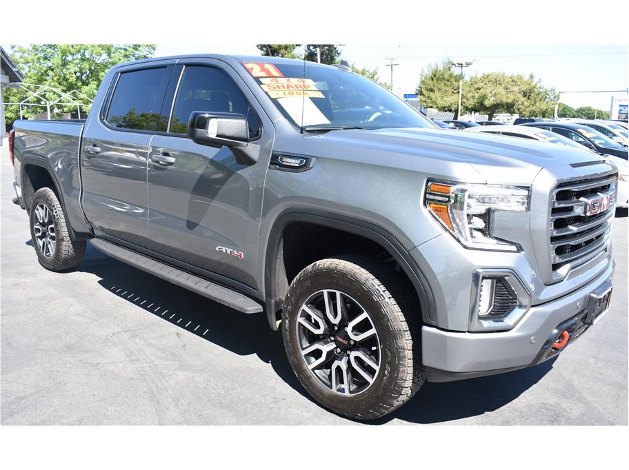 2021 GMC Sierra 1500 Crew Cab from Atwater Auto World