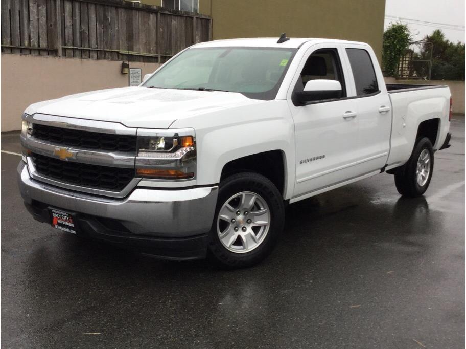 2018 Chevrolet Silverado 1500 Double Cab from Daly City Mitsubishi