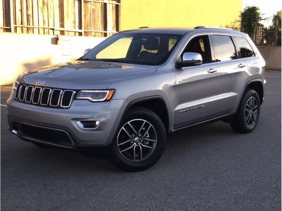 2018 Jeep Grand Cherokee from Daly City Mitsubishi