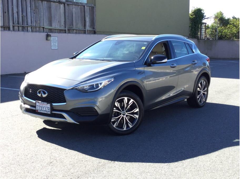 2018 INFINITI QX30 from Daly City Mitsubishi