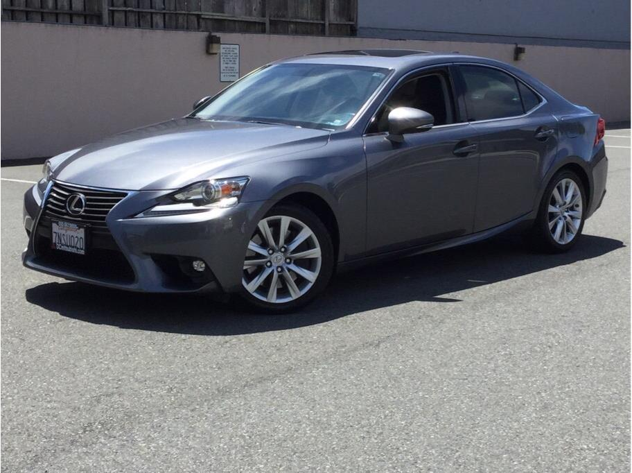 2016 Lexus IS from Daly City Mitsubishi
