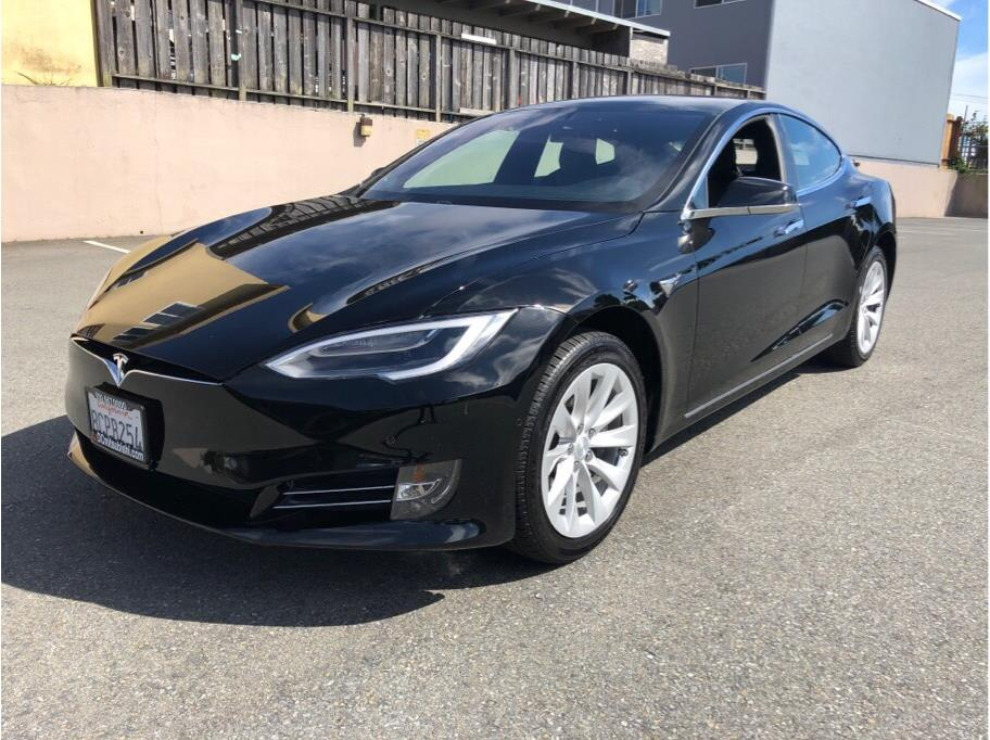 2018 Tesla Model S from Daly City Mitsubishi