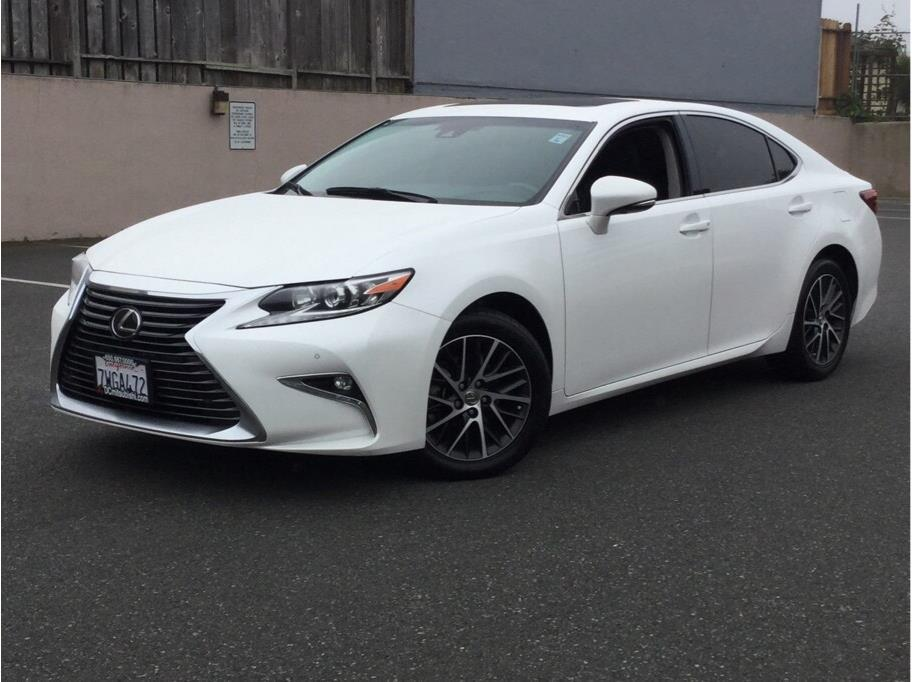 2017 Lexus ES from Daly City Mitsubishi