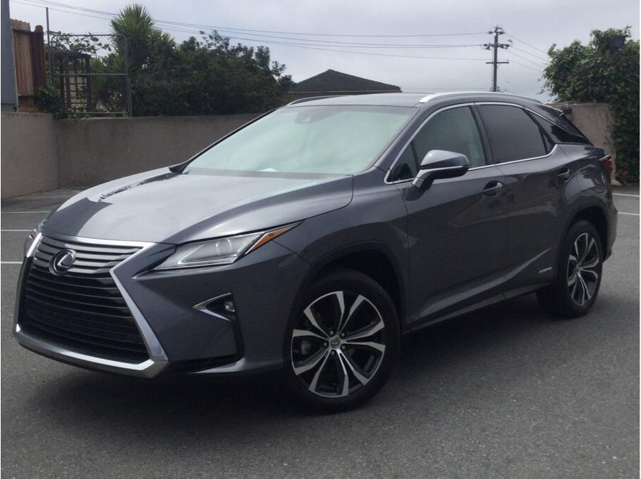 2017 Lexus RX from Daly City Mitsubishi
