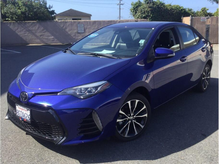 2019 Toyota Corolla from Daly City Mitsubishi