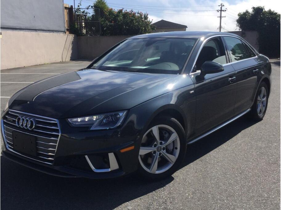 2019 Audi A4 from Daly City Mitsubishi