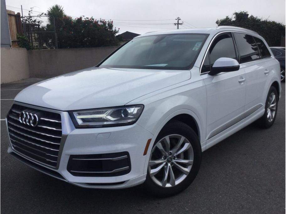 2017 Audi Q7 from Daly City Mitsubishi