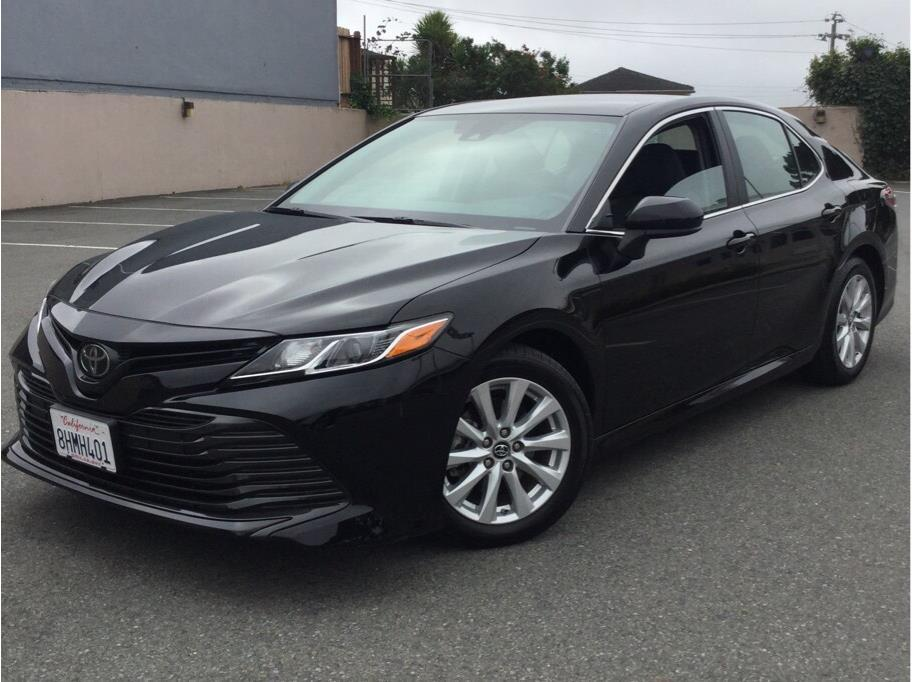 2019 Toyota Camry from Daly City Mitsubishi