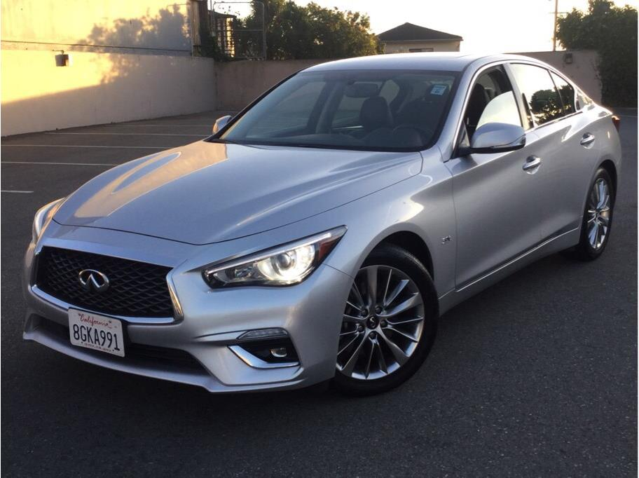 2019 Infiniti Q50 from Daly City Mitsubishi