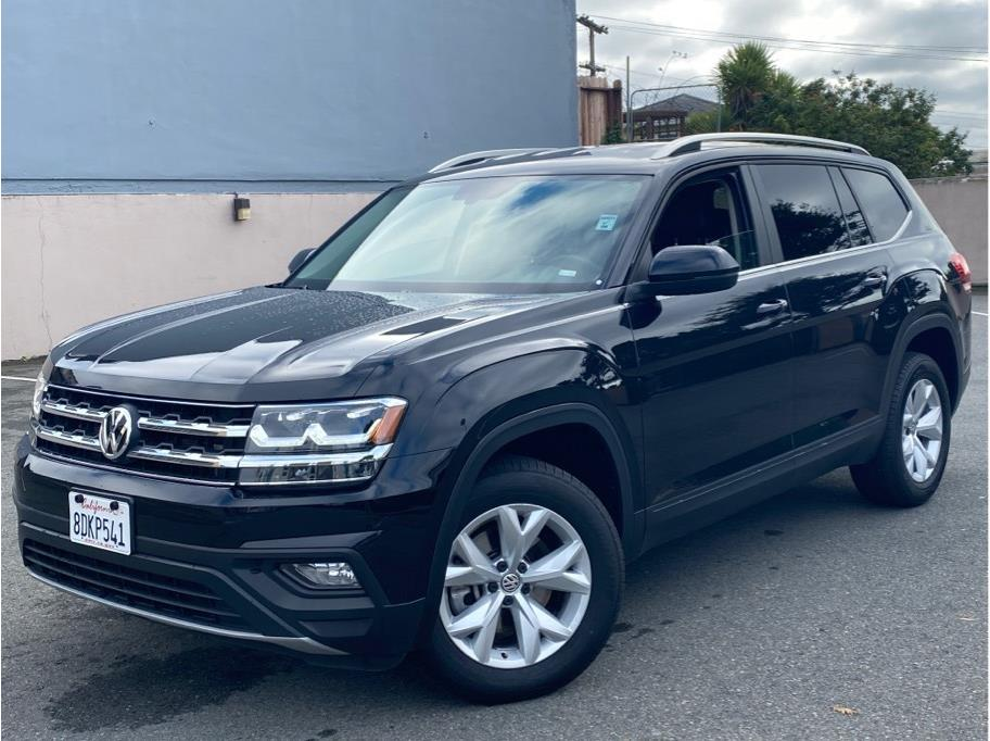 2018 Volkswagen Atlas from Daly City Mitsubishi