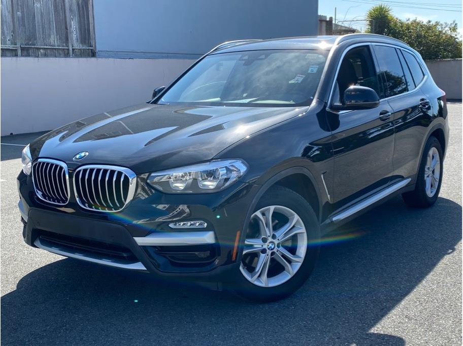 2019 BMW X3 from Daly City Mitsubishi