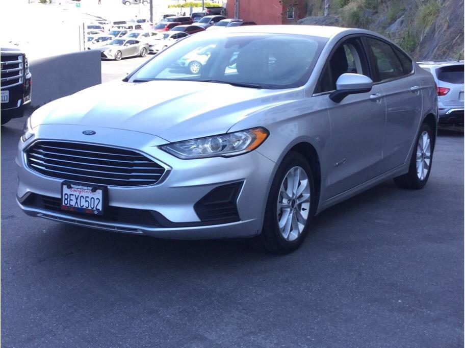 2019 Ford Fusion from Daly City Mitsubishi
