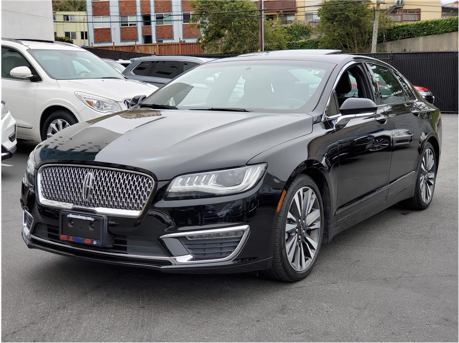 2017 Lincoln MKZ from Daly City Mitsubishi