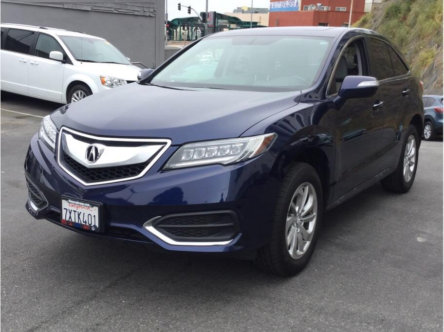 2017 Acura RDX from Daly City Mitsubishi