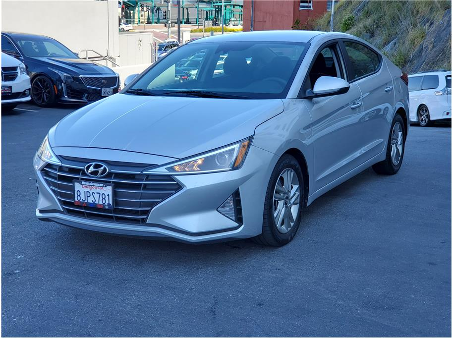 2019 Hyundai Elantra from Daly City Mitsubishi