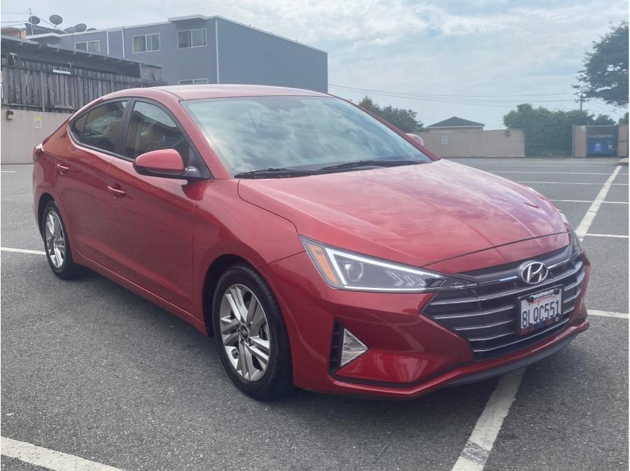 2020 Hyundai Elantra from Daly City Mitsubishi