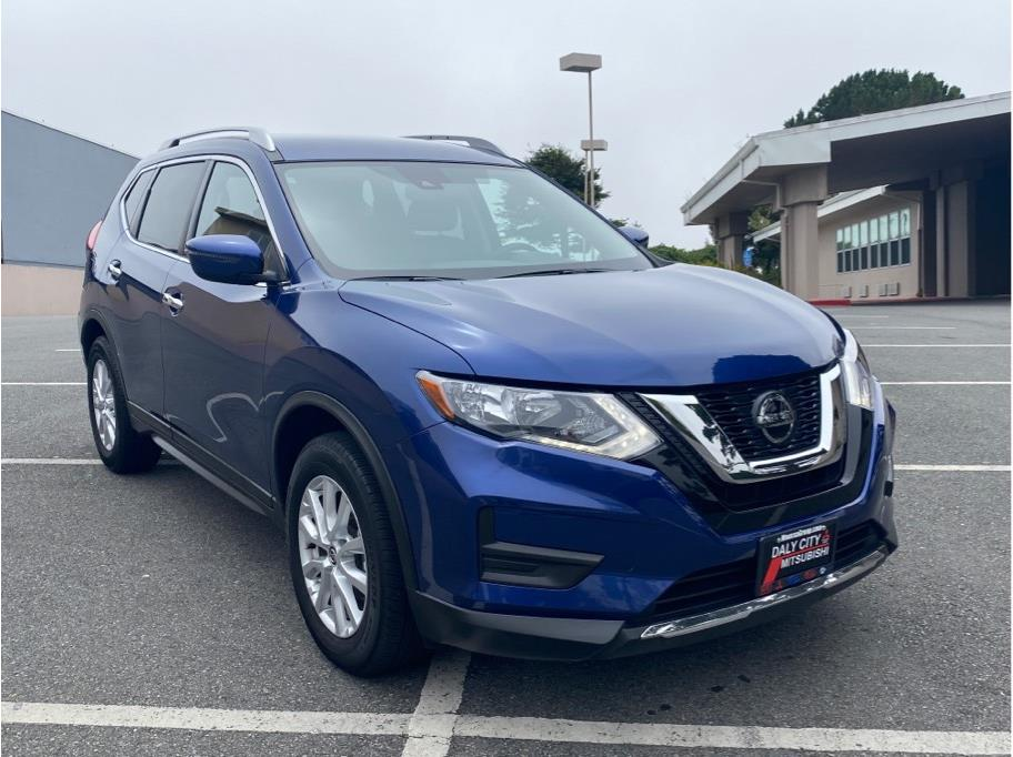 2020 Nissan Rogue from Daly City Mitsubishi