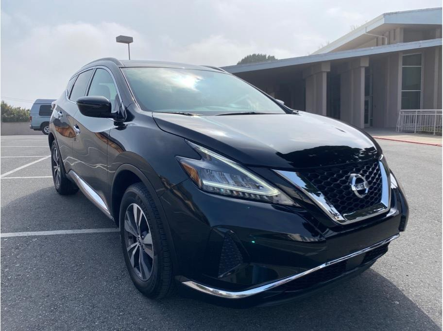 2020 Nissan Murano from Daly City Mitsubishi