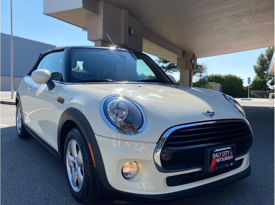 2019 MINI Convertible from Daly City Mitsubishi