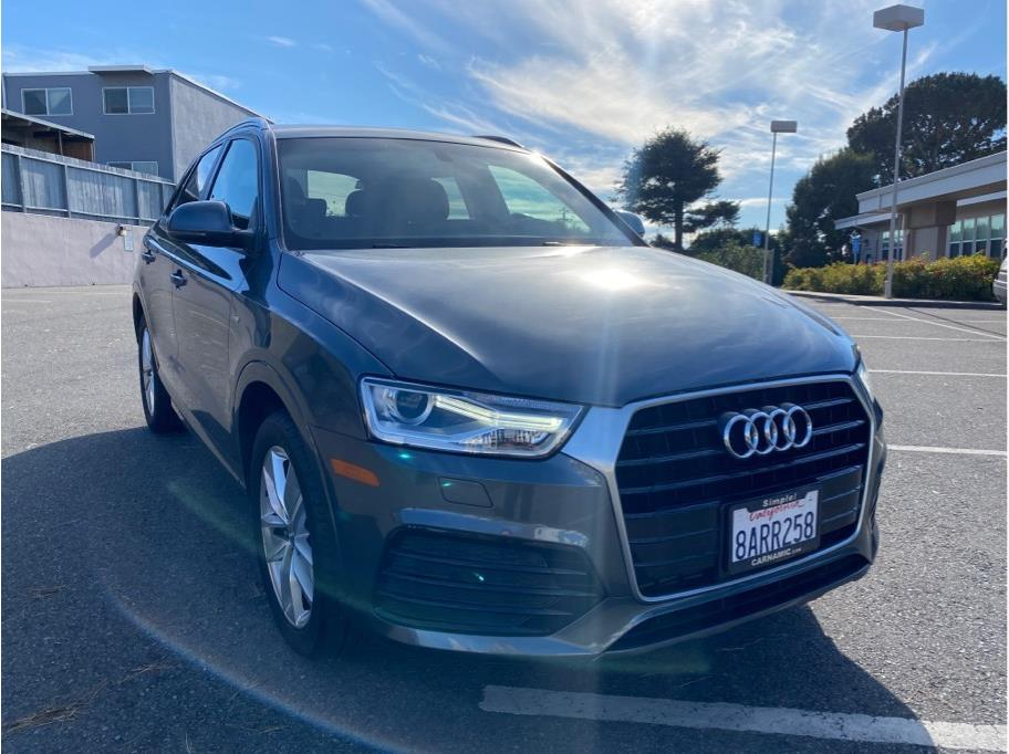 2018 Audi Q3 from Daly City Mitsubishi