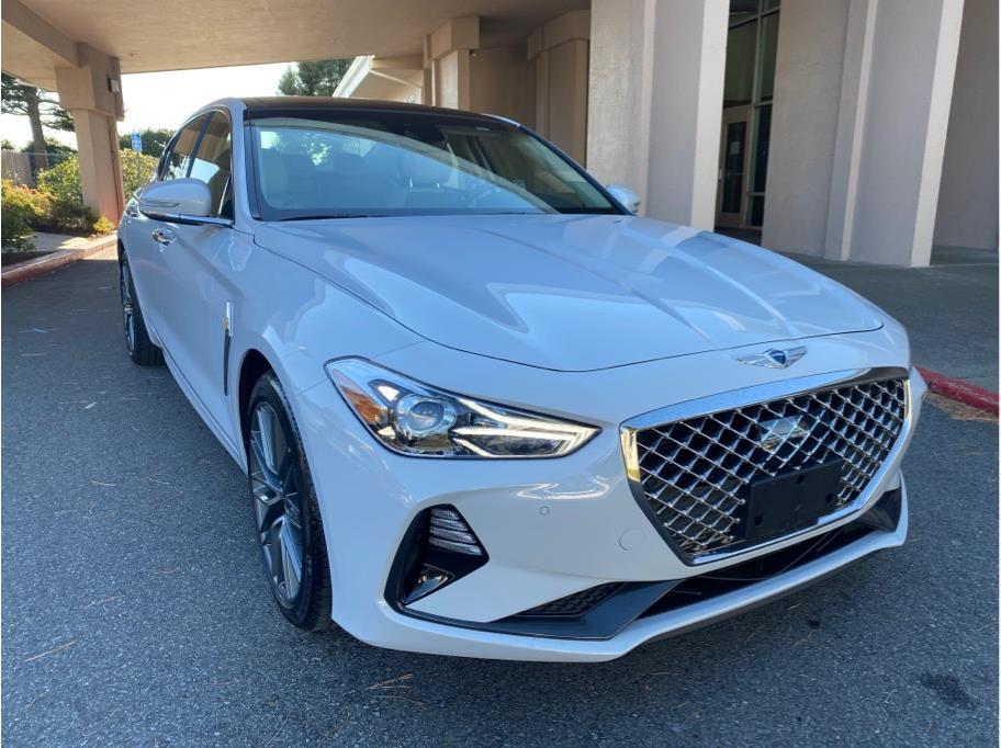 2019 Genesis G70 from Daly City Mitsubishi