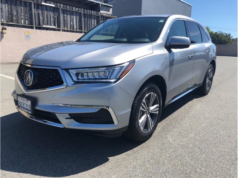 2017 Acura MDX from Daly City Mitsubishi