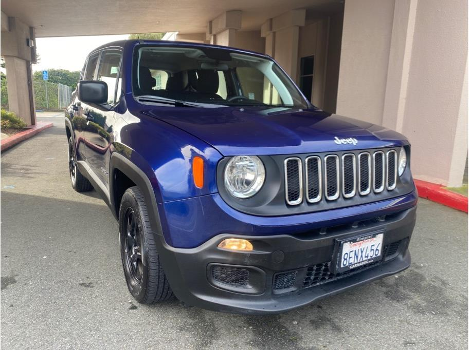2018 Jeep Renegade from Daly City Mitsubishi
