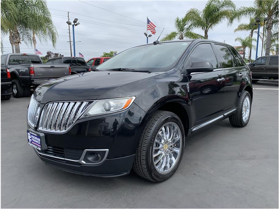 2011 Lincoln MKX from Premium Finance