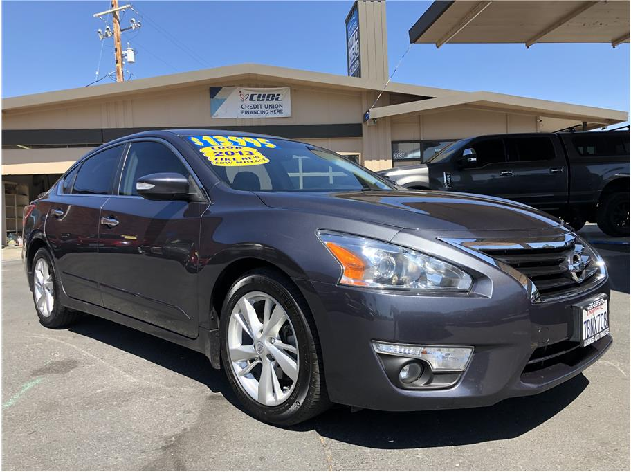 2013 Nissan Altima from Advanced Auto Wholesale