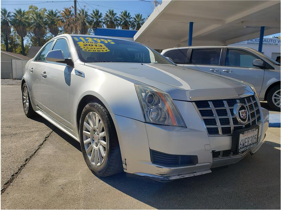 2013 Cadillac CTS from Advanced Auto Wholesale II