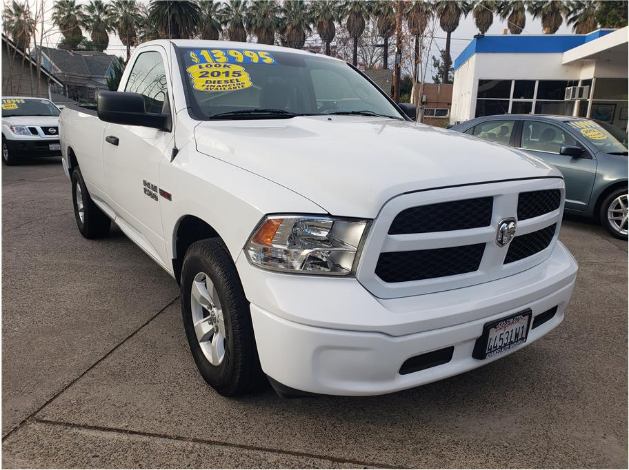 2015 Ram 1500 Regular Cab from Advanced Auto Wholesale