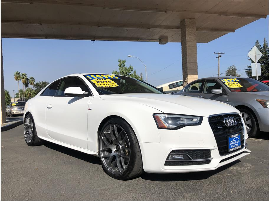 2015 Audi A5 from Advanced Auto Wholesale
