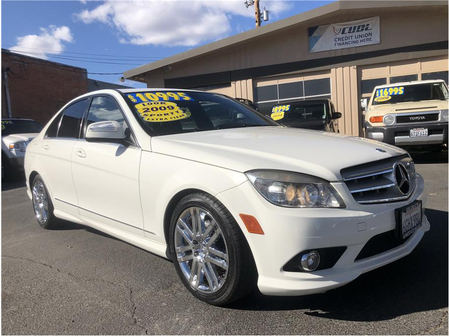 2009 Mercedes-benz C-Class from Advanced Auto Wholesale