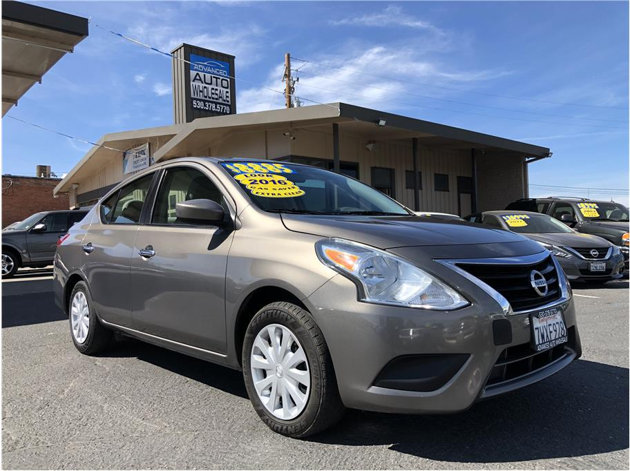 2016 Nissan Versa from Advanced Auto Wholesale