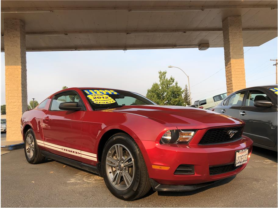 2012 Ford Mustang from Advanced Auto Wholesale