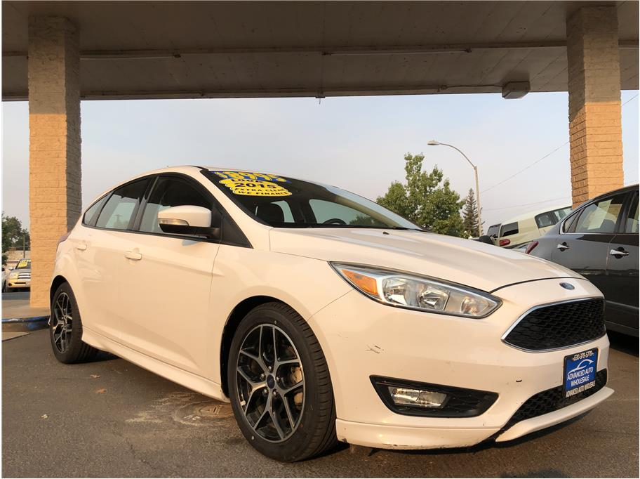 2015 Ford Focus from Advanced Auto Wholesale