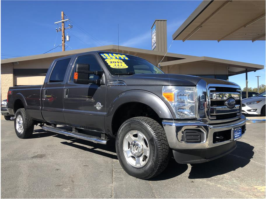 2015 Ford F350 Super Duty Crew Cab from Advanced Auto Wholesale
