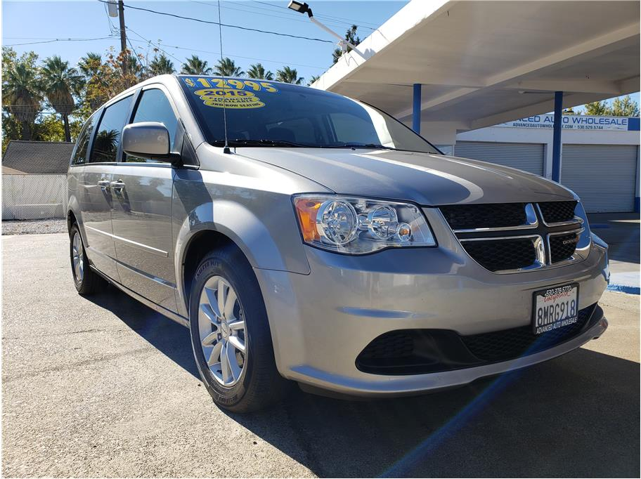 2015 Dodge Grand Caravan Passenger from Advanced Auto Wholesale II