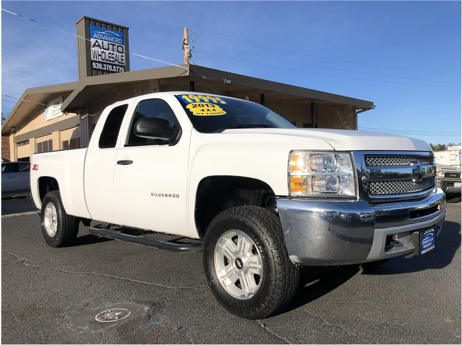 2013 Chevrolet Silverado 1500 Extended Cab from Advanced Auto Wholesale
