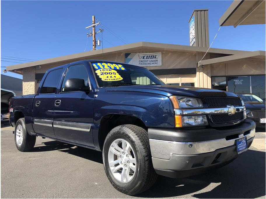 2005 Chevrolet Silverado 1500 Crew Cab from Advanced Auto Wholesale
