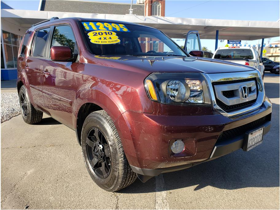 2010 Honda Pilot from Advanced Auto Wholesale II