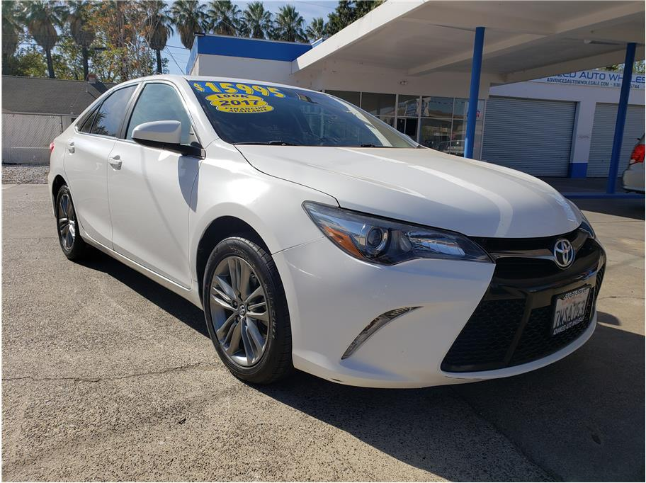 2017 Toyota Camry from Advanced Auto Wholesale II