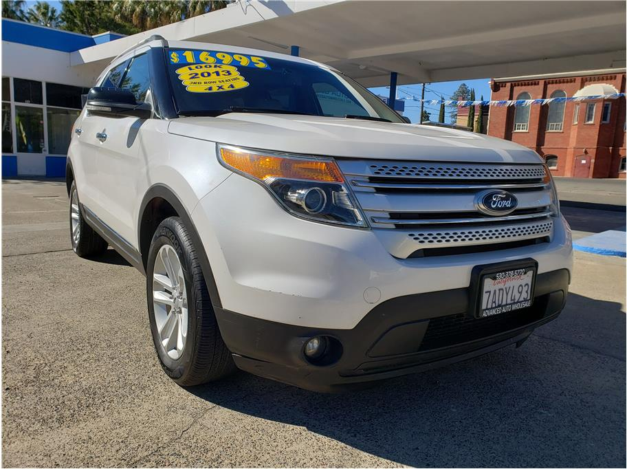 2013 Ford Explorer from Advanced Auto Wholesale II